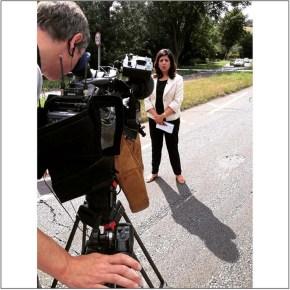 ITV News: On locationproducer