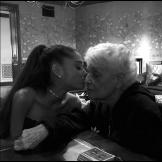 Ariana Grande Celebrates Nans 90th Birthday Instagram Megan Fisher Freelance Journalist