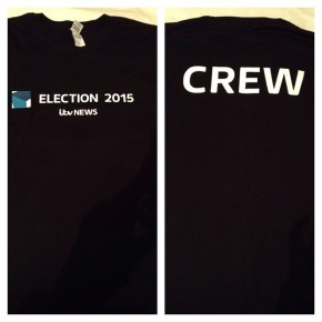 ITN: General Election 2015Team
